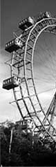 Bild zu meine Wiener Jahre, Riesenrad am Wiener Prater